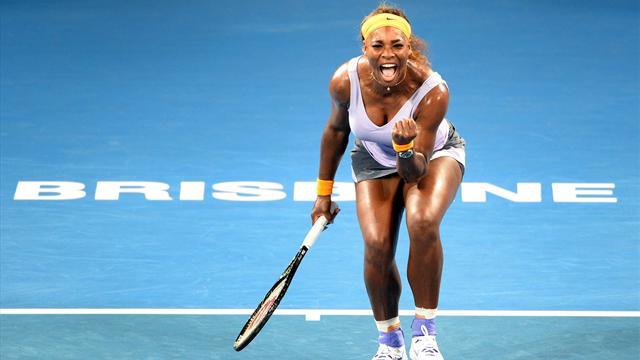 Serena démarre 2014 par un trophée