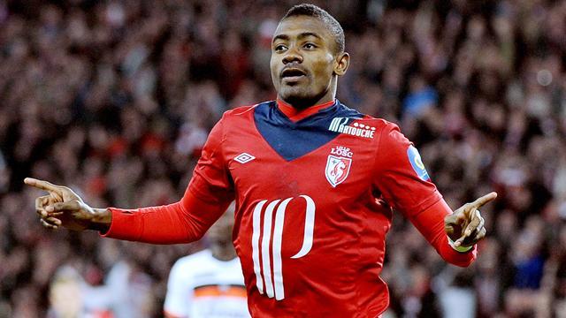 FOOTBALL 2013 Lille - Kalou