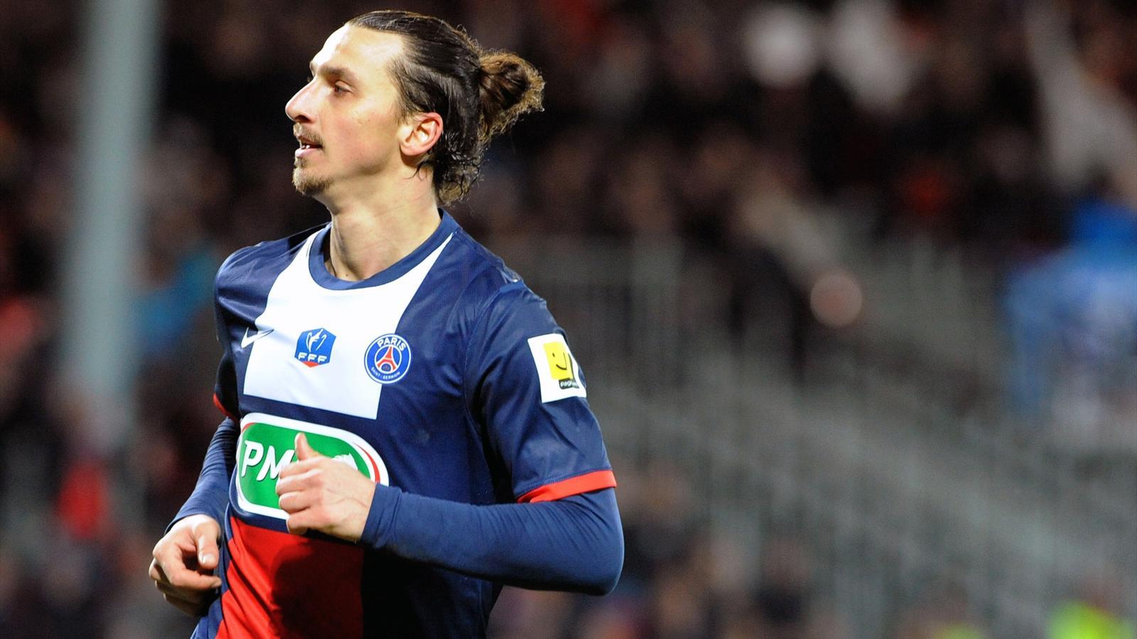 Coupe de la ligue psg zlatan ibrahimovic et les stars dans le groupe coupe de la ligue - Coupe de la ligue 2013 2014 ...