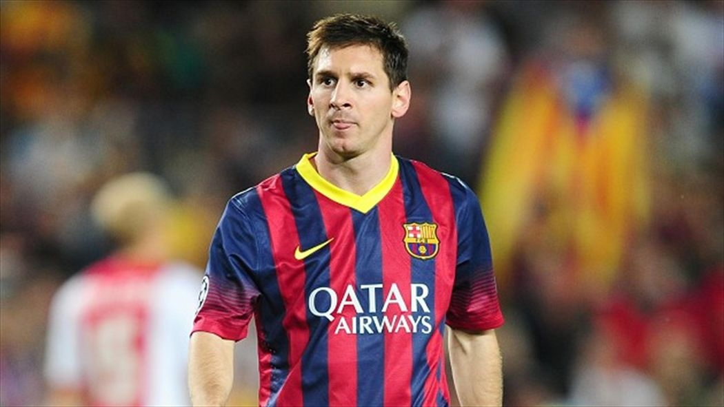 Messi ready for return to Barca starting line-up - Liga 2011-2012 -  Football - Eurosport Australia 2d9e89b7c36