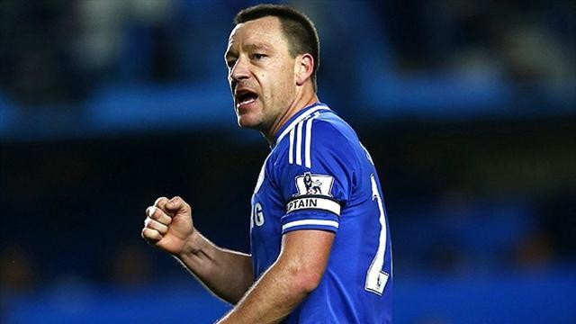 John Terry, Chelsea (Reuters)