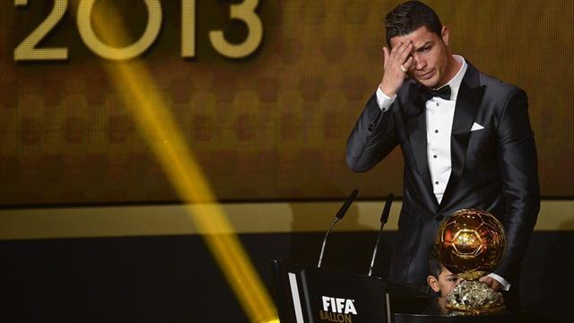Ronaldo n'en pouvait plus d'attendre