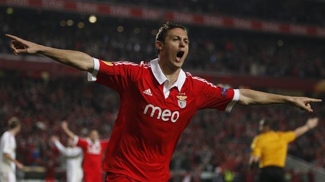Nemanja Matic has rejoined Chelsea from Benfica (Reuters)