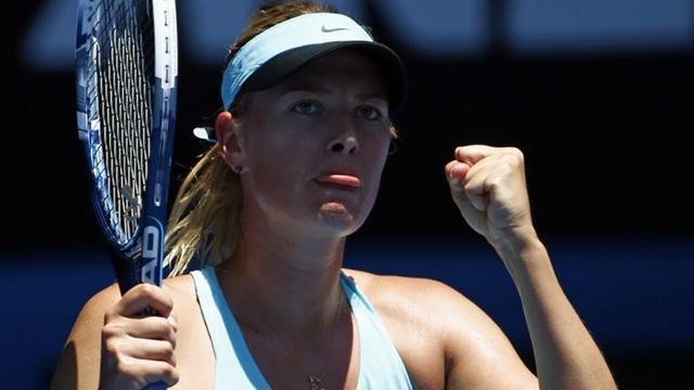 Internazionali di Roma, Maria Sharapova c'è