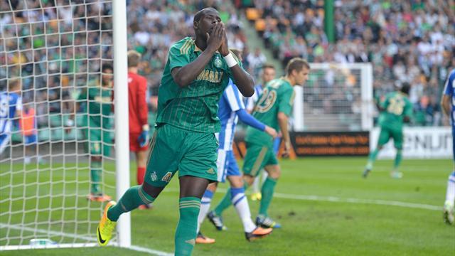 Kurt Zouma ASSE Ligue 1 Saint-Etienne