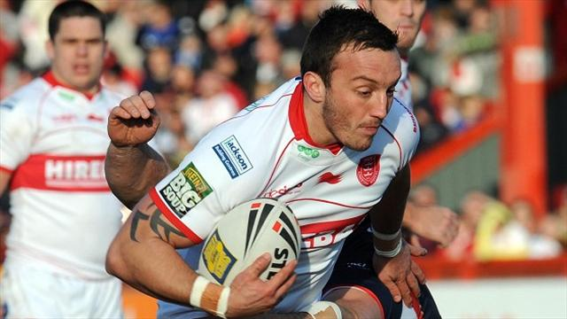Burns and Hodgson share Rovers captain role