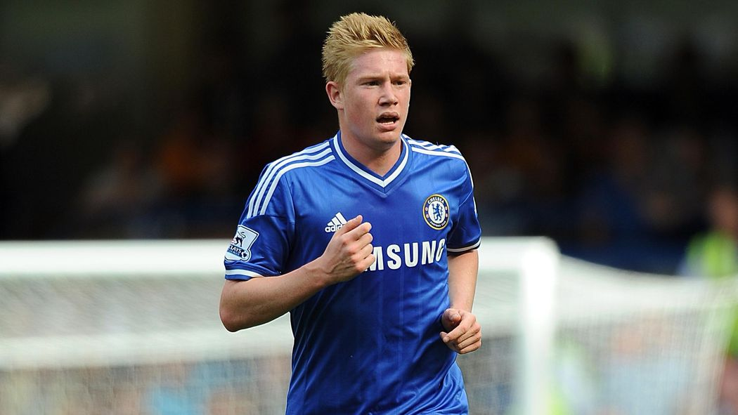 detailed look 284f5 afc9f Kevin De Bruyne: I only spoke to Jose Mourinho twice at ...