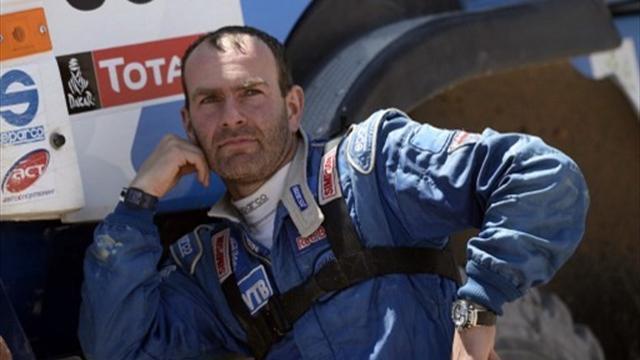 Экипаж Каргинова стал третьим на девятом этапе «Дакара» в зачете грузовиков