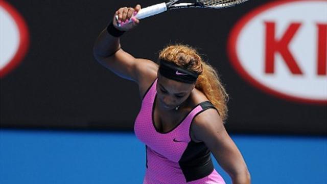 Серена Уильямс снялась с турниров в Дохе и Индиан-Уэллсе