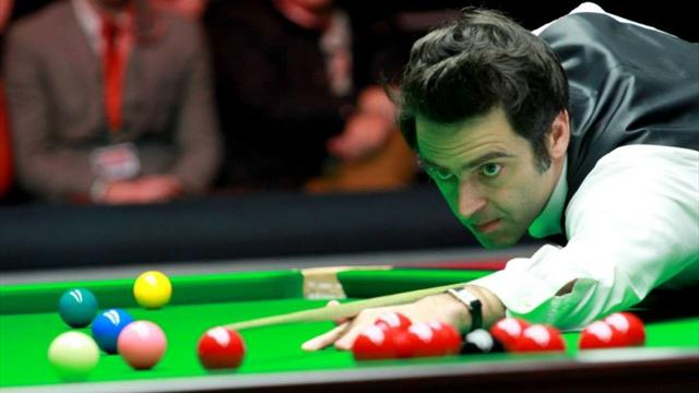 O'Sullivan coasts into Welsh Open last 32 with win over Pinches