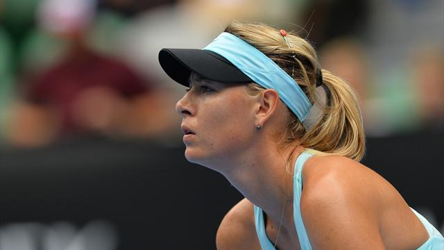 Sharapova - Wozniacki EN DIRECT