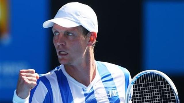 Berdych to play Aegon Championships, targets Wimbledon crown