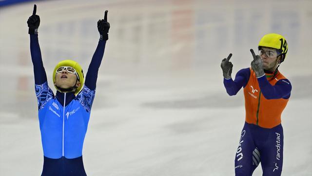 Victor An, la extraña historia del mejor patinador del mundo de Short Track