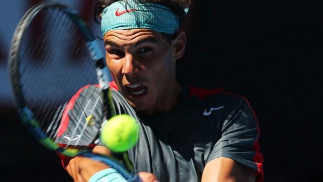Finalement, Nadal tient son rang