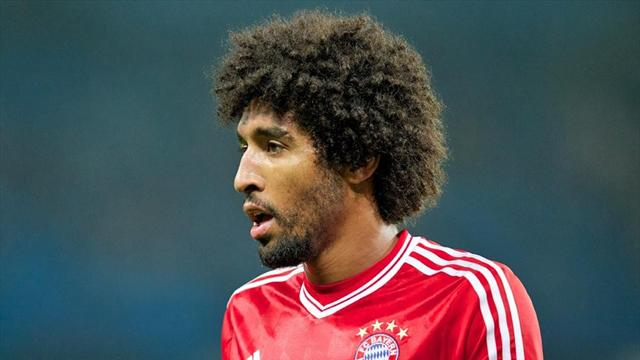 Wechselt Dante zu Manchester United?