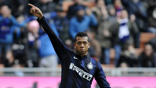 Guarin annoyed with Inter treatment