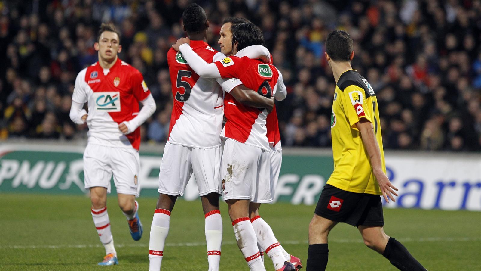 Monaco qualifi mais inquiet coupe de france 2013 2014 - Resultat foot feminin coupe de france ...