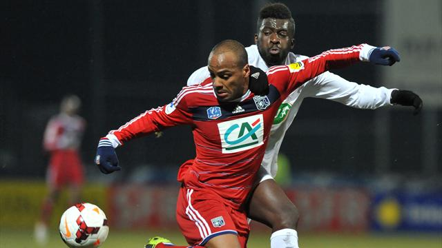 En direct live moulins yzeure foot lyon coupe de france 22 janvier 2014 eurosport - Coupe de france 2014 foot ...