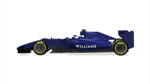 new car releases for 2014Williams releases 2014 F1 car image  Formula 1  Eurosport Australia