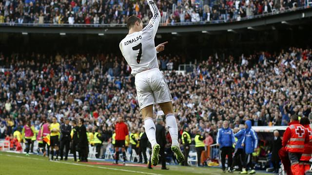 Ronaldo puts Real Madrid top, Villarreal agen judi bola terpercaya Sevilla lose-Football-Liga