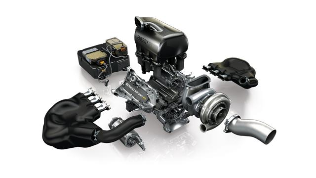 Le V6 turbo expliqué