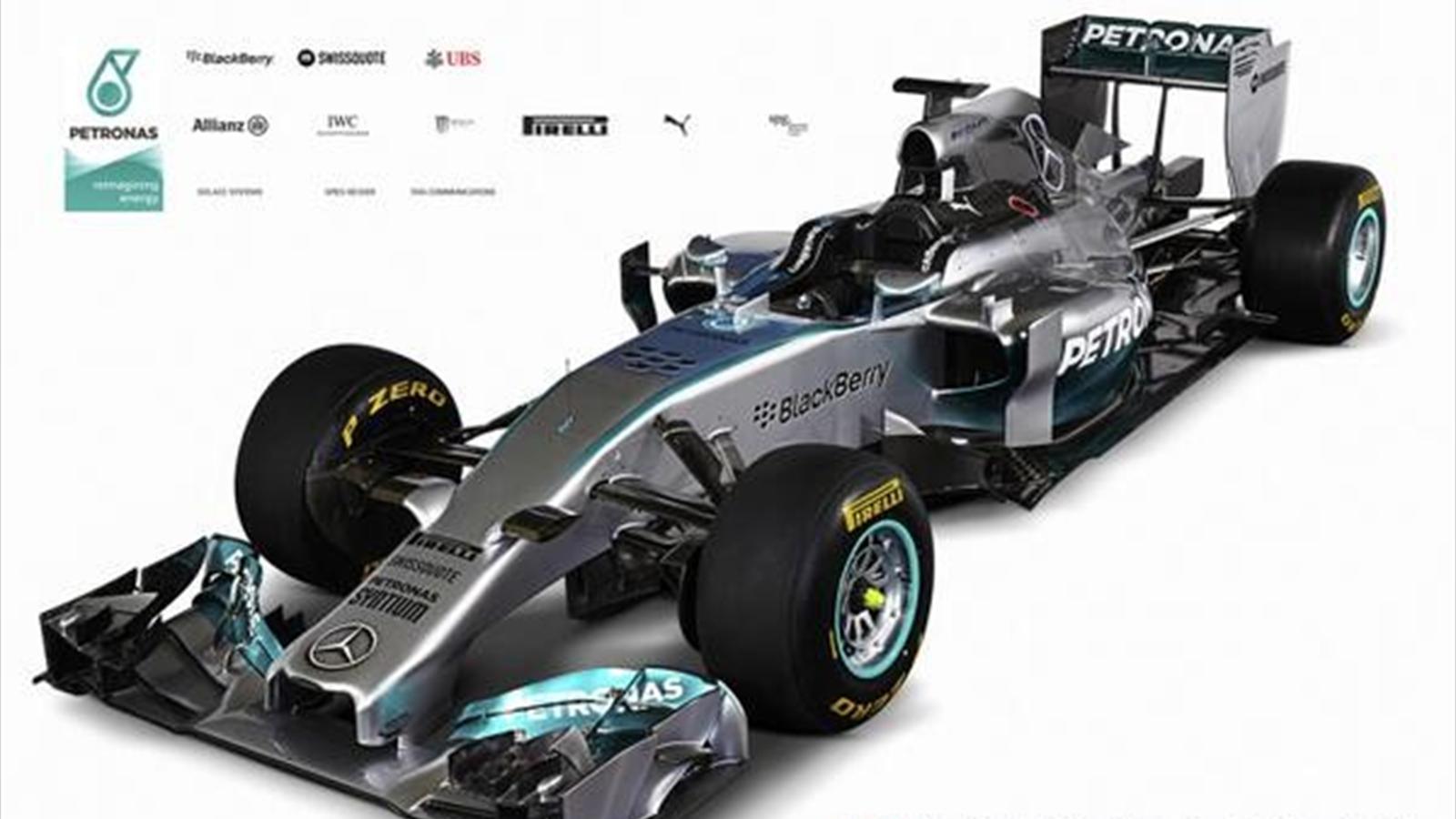 Schumacher 2014 f1 Mercedes Launches Its 2014 f1
