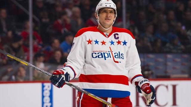 NBC Sports признал Овечкина лучшим игроком в истории «Вашингтона»