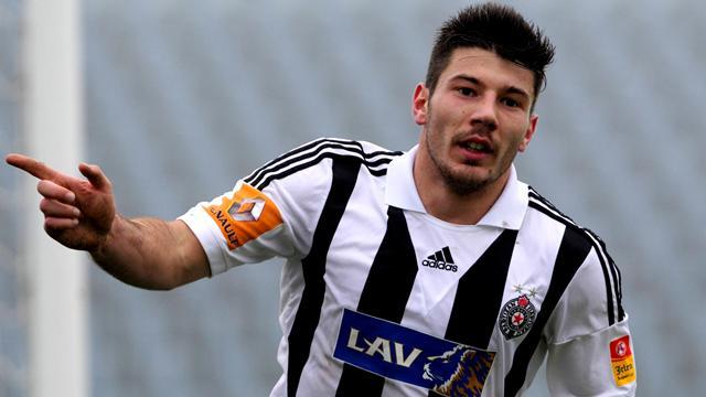 Bald im BVB-Dress? Milos Jojic von Partizan Belgrad