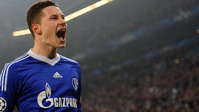 Julian Draxler bleibt voraussichtlich bis Sommer bei Schalke 04