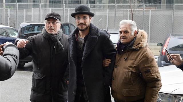 2014 Osvaldo (Foto AP/LaPresse)