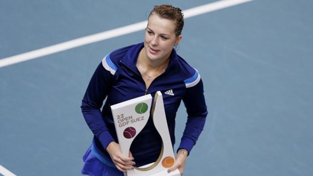 Павлюченкова сыграет с Радваньской в третьем круге турнира в Монреале