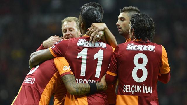 Galatasaray-Bursaspor: 6-0 / MAÇ ÖZETİ