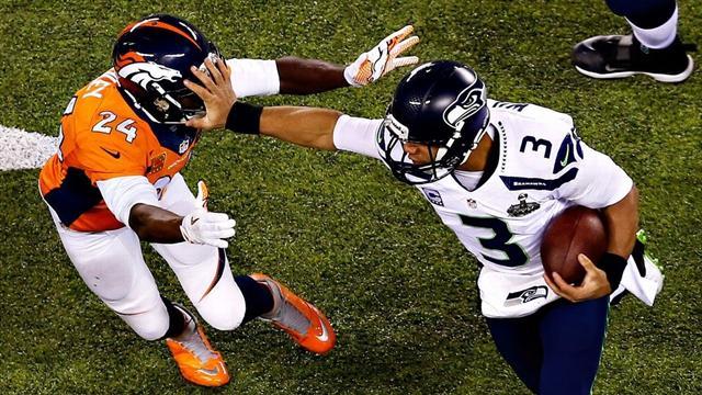 NFL'de şampiyon Seattle Seahawks