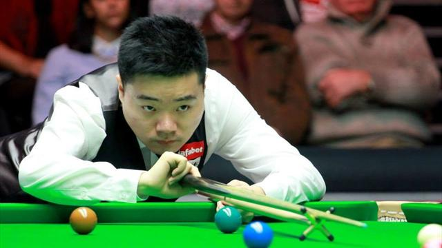 Ding and Selby advance into Shanghai Masters semis