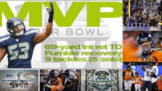 Les 12 stats à retenir du Super Bowl XLVIII