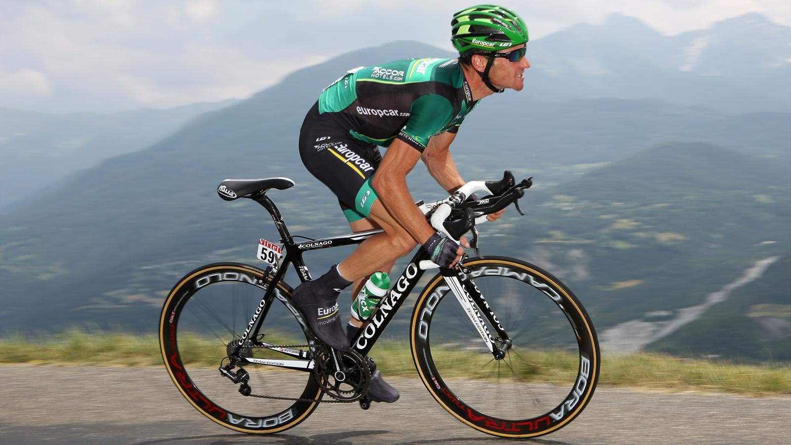 paris nice voeckler en leader pour europcar paris nice 2014 cyclisme eurosport. Black Bedroom Furniture Sets. Home Design Ideas