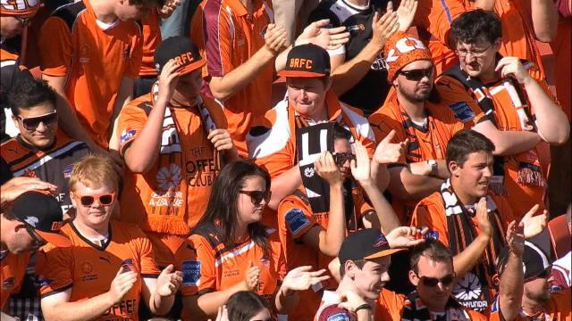 Brisbane Roar book A-League final with Western Sydney