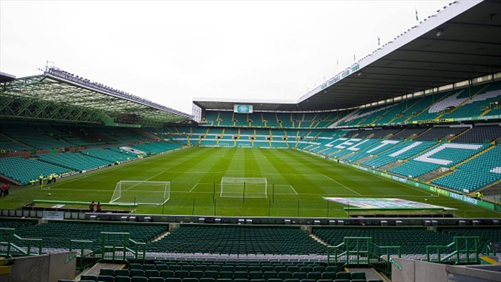 celtic park to host final - football