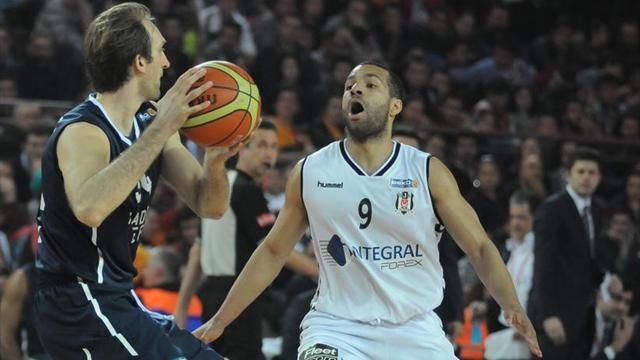 Galatasaray'ın rakibi Anadolu Efes oldu