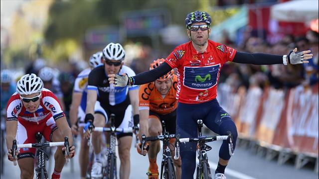 1ère étape : Alejandro Valverde confirme
