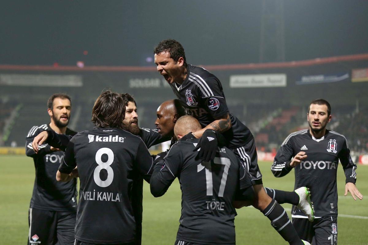 Gaziantepspor - Beşiktaş maçını canlı izle, canlı takip et. Maç hangi kanalda ...