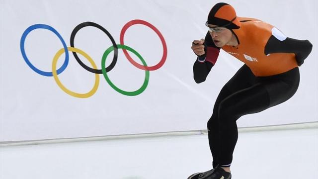 Altın madalya Olimpiyat rekoruyla geldi!