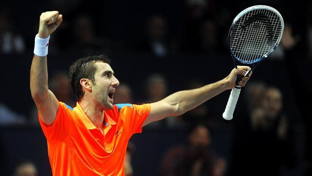 Чилич вновь победил на домашнем турнире