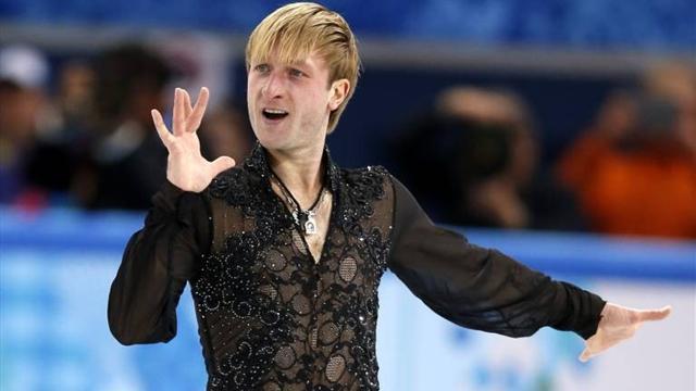Плющенко открыл академию фигурного катания в Москве