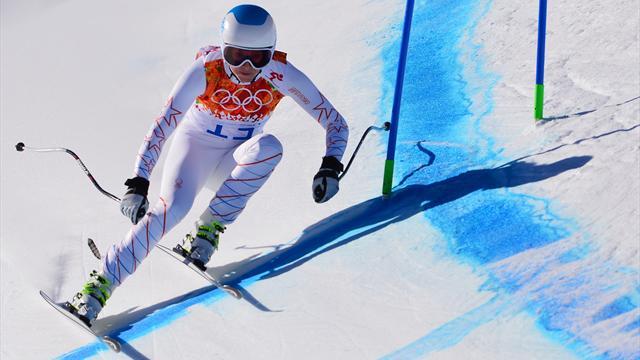 Coupe du monde op r e de la hanche mancuso fait l - Coupe du monde ski alpin 2015 calendrier ...