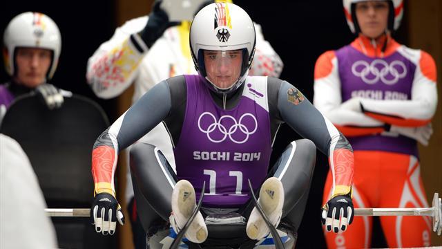 Гайзенбергер завоевала золотую медаль