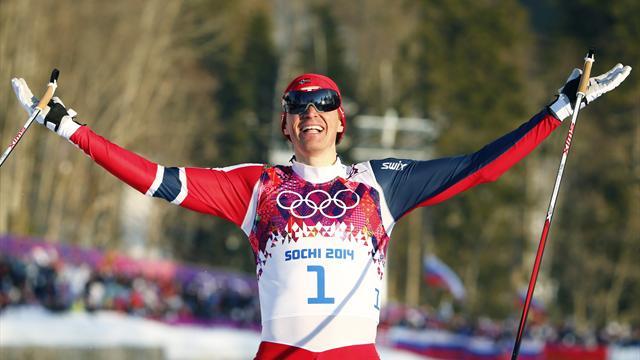 Kayaklı koşuda Norveç'in günü