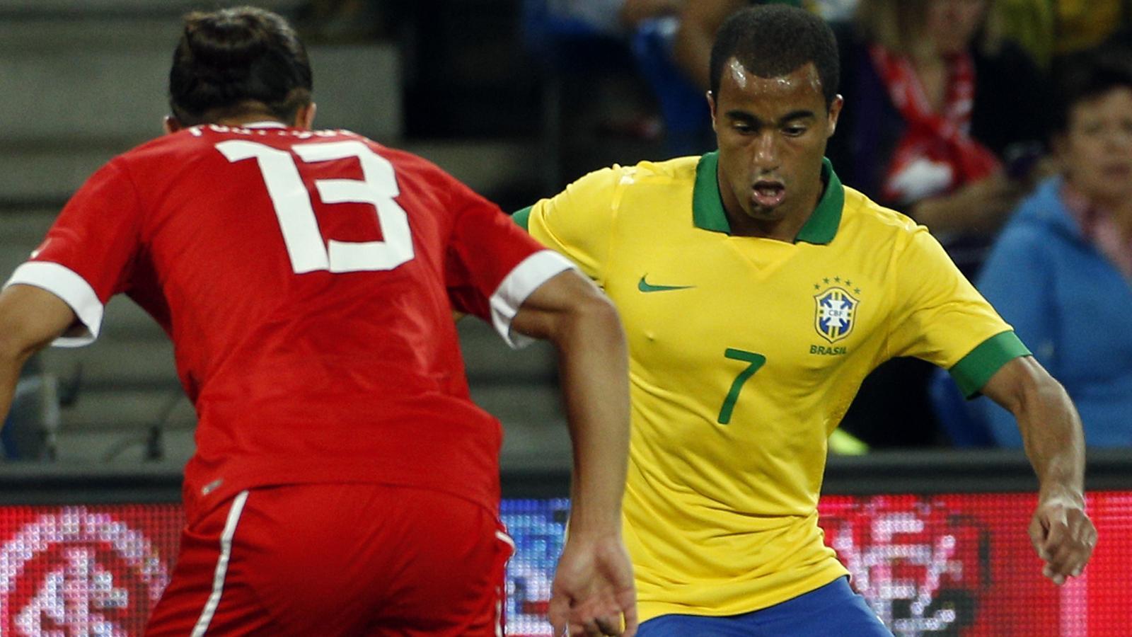 Le br sil sans lucas maxwell marquinhos et kaka en - Qualification coupe de monde afrique ...
