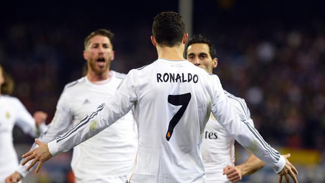 Le Real attend le Barça