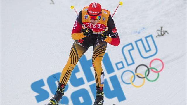 Эрик Френцель принес Германии пятое золото